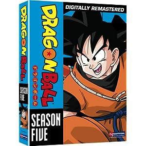 Dragon Ball: Season 5 movie
