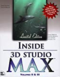 img - for Inside 3d Studio Max book / textbook / text book