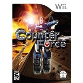 Counter Force USA Nintendo WII H33T 1981CamaroZ28 preview 1