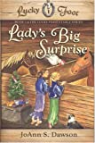 Lady's Big Surprise (Book 1 in The Lucky Foot Stable Series)