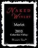 2010 Naked Winery Merlot
