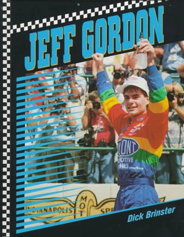 Jeff Gordon (Race Car Leg) (Race Car Legends)