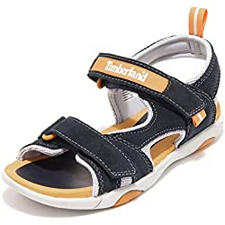 6316G sandalo bimbo blu arancio TIMBERLAND junior s juniors scarpa shoes  kids  39 EU -5.5 c676ba89397