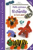 Petits animaux en fil chenille : En toute libert