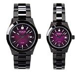 [スイスミリタリー]SWISS MILITARY 腕時計 エレガント ML-189、ML-191 ペアウォッチ [正規輸入品]