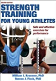 img - for Strength Training for Young Athletes, Second Edition book / textbook / text book