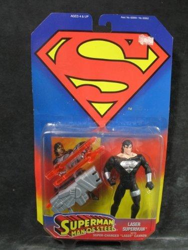 Superman Man Of Steel Laser Superman