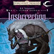 Insurrection: Forgotten Realms: War of the Spider Queen, Book 2 | [Thomas M. Reid]