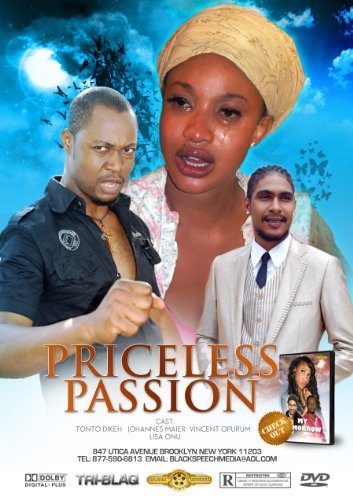 Priceless Passion 1-2(african Movie)
