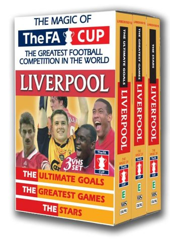 The Magic Of The F.A. Cup – Liverpool [VHS]