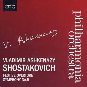 Symphony No. 5 - Allegretto