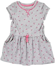 Carter39s Knit SS Dress - Heather Heart- 5