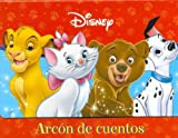 Arcon de cuentos: Disney animales: Disney Animals, Spanish-Language Edition (Spanish Edition)