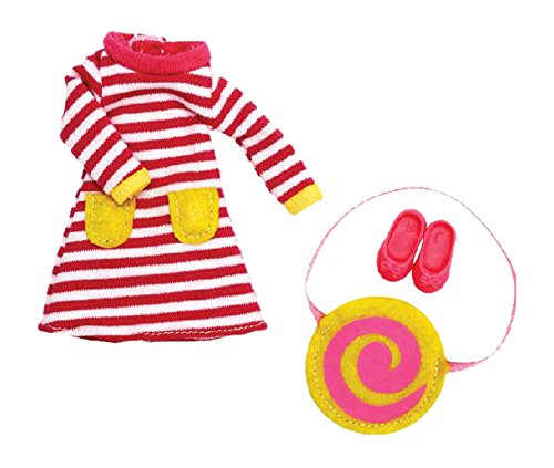 Lottie Raspberry Ripple Doll Outfit