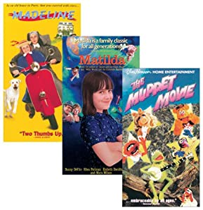 Amazon.com: The Muppet Movie / Matilda / Madeline [VHS ...The Muppet Movie Vhs Amazon
