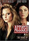 Cover art for  The Accused