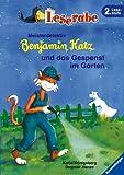Meisterdetektive Benjamin Katz Und Das Gespenst Im Garten
