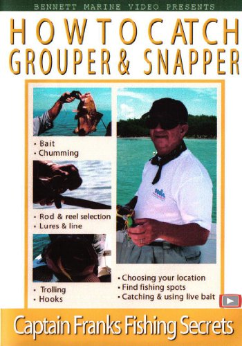 How To Catch Grouper and Snapper