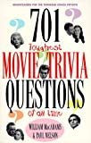 701 Toughest Movie Trivia Questions of All Time (080651700X) by Nelson, Paul