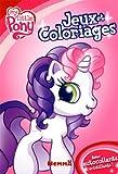 echange, troc Collectif - Bloc jeux et coloriages my little pony!