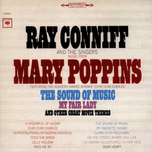 Music From Mary Poppins, The Sound Of Music, My Fair Lady and Other Great Movie Themes