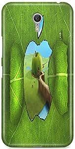 KSC Desginer Hard Back Case Cover For Micromax Canvas Nitro 4G E455 / E455