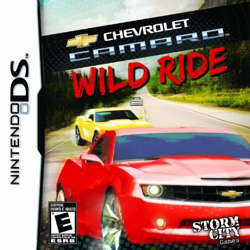 Camaro Wild Ride - Nintendo DS - 1