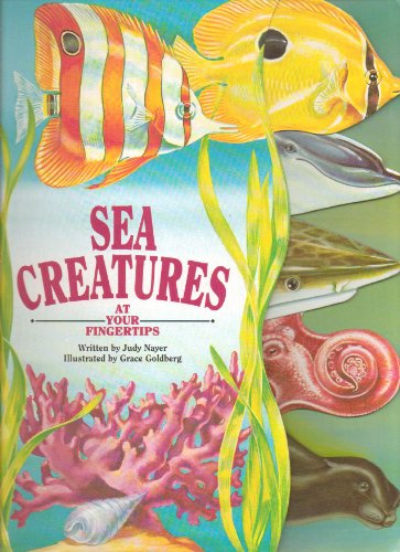 Sea Creatures (At Your Fingertips (McClanahan)) PDF