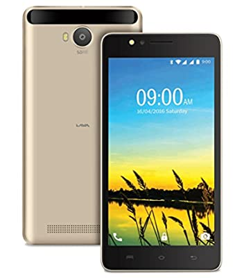 Lava A79 (Gold, 8 GB)