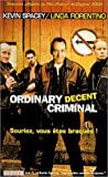 echange, troc Ordinary Decent Criminal [VHS]