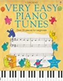 Very Easy Piano Tunes (Usborne)