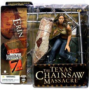 Mc Farlane - Figurine - Figurine Erin Texas Chainsaw en PVC - 18 cm