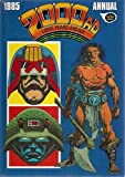 img - for ANNUAL (2000AD, 1985) book / textbook / text book