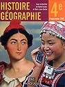 Histoire géographie 4e : Grand Format, programme 2011