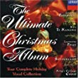 Ultimate Christmas Album [IMPORT]