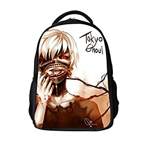 Amazon.com: New Anime Tokyo Ghoul Kaneki Ken Supper Cool Backpack