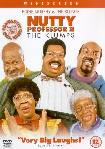 The Nutty Professor 2 - The Klumps [UK Import]