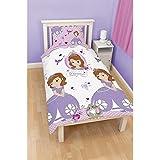 cti 041741 drap housse princess sofia 90 x 190 cm cuisine maison. Black Bedroom Furniture Sets. Home Design Ideas
