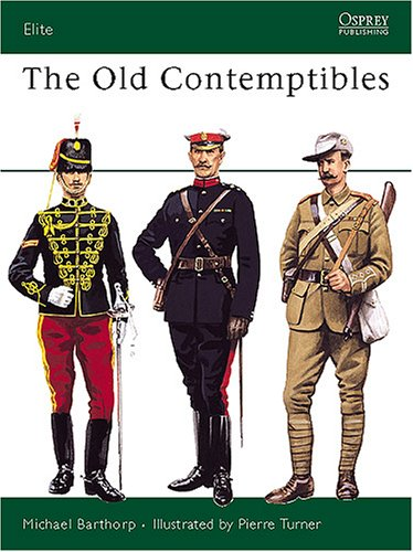 The Old Contemptibles (Elite)
