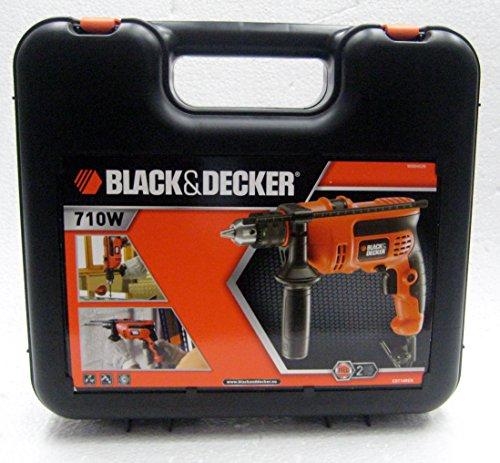 Black & Decker Hammer Drill 220 VOLTS NOT FOR USA (Black Decker 220 Drill compare prices)