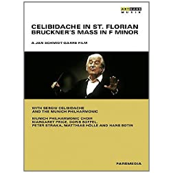 Celibidache in St. Florian - Bruckner's Mass in F minor