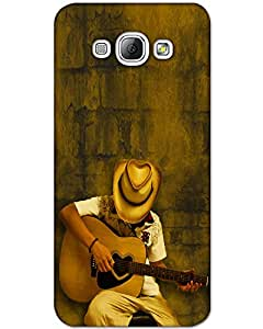 Hugo Samsung Galaxy J3 Back Cover Hard Case Printed