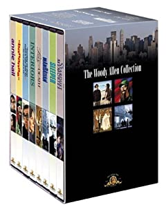 The Woody Allen Collection Set 1 Annie Hallmanhattansleeperbananasinteriorsstardust Memorieslove And Deatheverything You Always Wanted To Know About Sex But Were Afraid To Ask by MGM (Video & DVD)