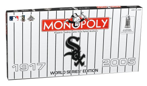 Chicago White Sox World Series Monopoly - Buy Chicago White Sox World Series Monopoly - Purchase Chicago White Sox World Series Monopoly (Monopoly, Toys & Games,Categories,Games,Board Games)