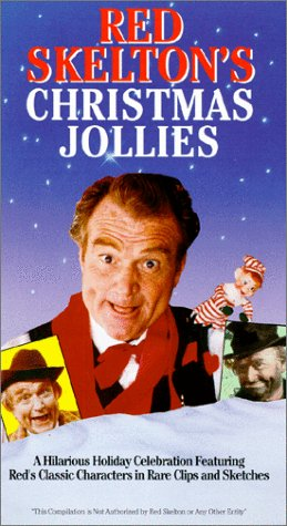 Red Skelton's Christmas Jollies [VHS] (Red Skelton Vhs compare prices)