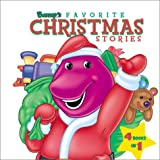 Barney's Favorite Christmas Stories: 4 Books in 1