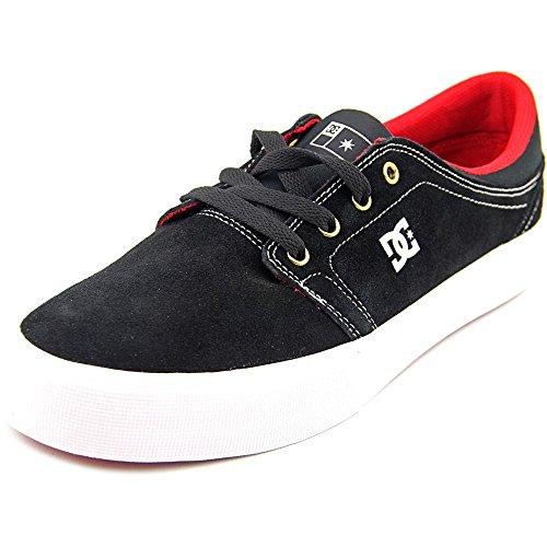 DC Shoes Trase S Uomo US 11 Nero Scarpe Skate UK 10 EU 44.5