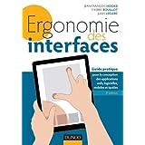 Ergonomie des interfaces - 5e �d - Guide pratique pour la conception des applications web...: Guide pratique pour la conception des applications web, logicielles, mobiles et tactilespar Jean-Fran�ois Nogier