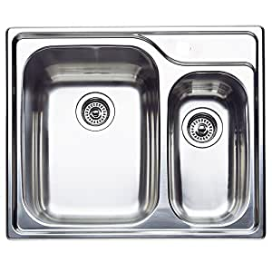 Blanco Supreme : Blanco - Supreme Drop-In Stainless-Steel 22 in. x 26-1/2 in. x 10 in ...