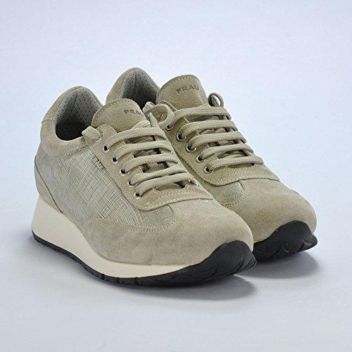 Frau donna PE16 sneakers 43a1 sabbia (38)